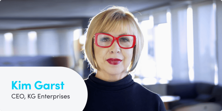 How Kim Garst rapidly scaled her business and remote team