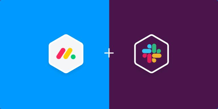 Nouvelle fonctionnalité : une intégration monday.com et Slack est désormais disponible !