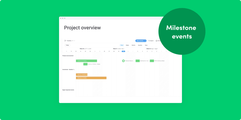 The project manager guide to feature updates, templates, and building blocks!