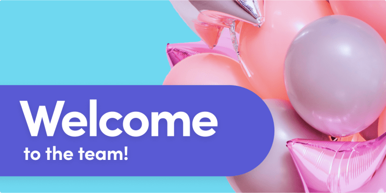 How to welcome your new team member