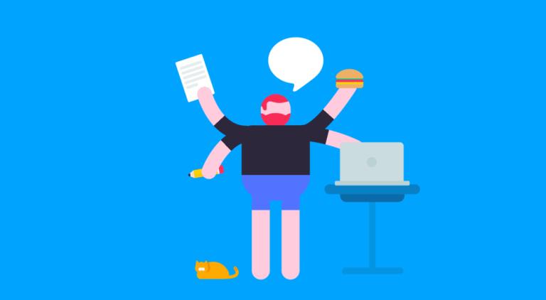 Multitasking: productivity's #1 killer