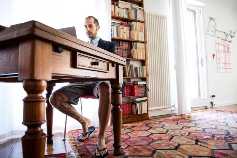 Búsqueda de trabajo de forma remota: cómo ser tu mismo en una entrevista virtual