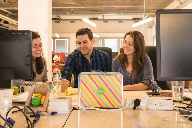 Fiverr Spotlight on monday.com Blog 1
