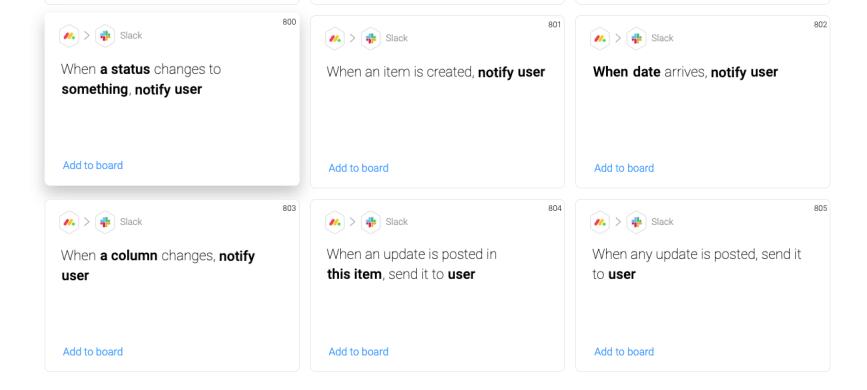 automatización de mensajes personales de Slack