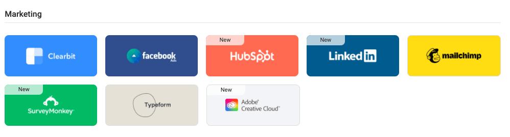 apps marketplace screenshot
