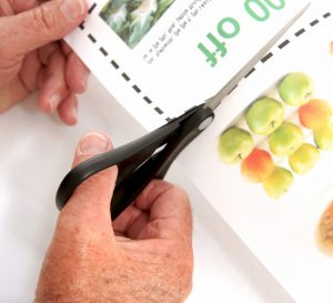 Use vouchers and coupons