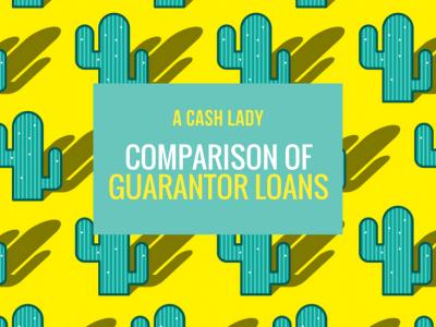 Guarantor loans: a detailed comparison