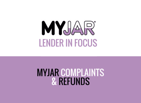 MYJAR complaints