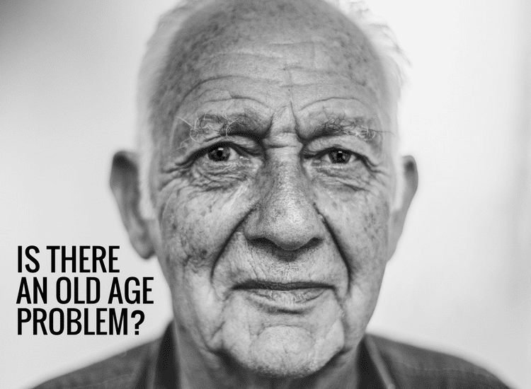 Is increasing life expectancy a problem?