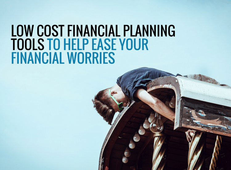 7 low cost financial planning tools