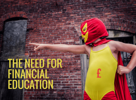 The Need for Financial Education