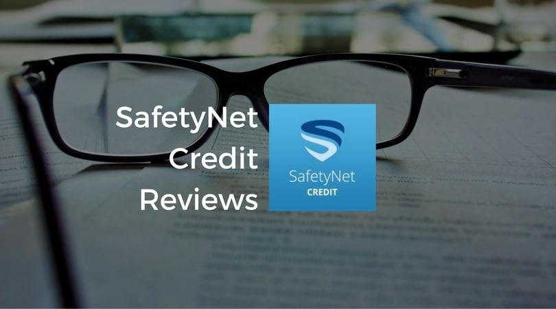 SafetyNet Credit Reviews