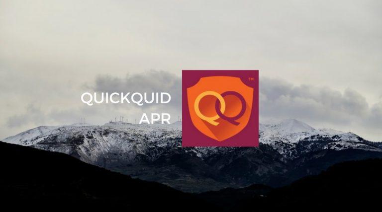 QuickQuid APR
