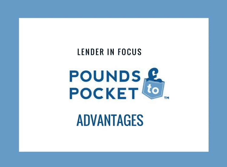 pounds to pocket advantages