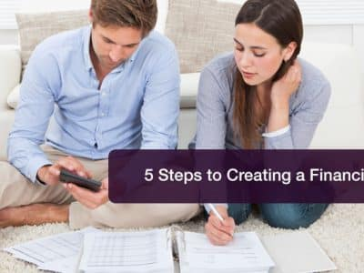 5 Steps to Creating a Financial Plan That Actually Works