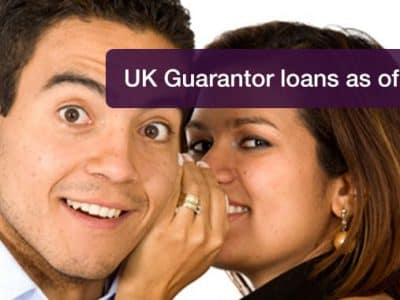 UK Guarantor loans and what they mean as of 2016