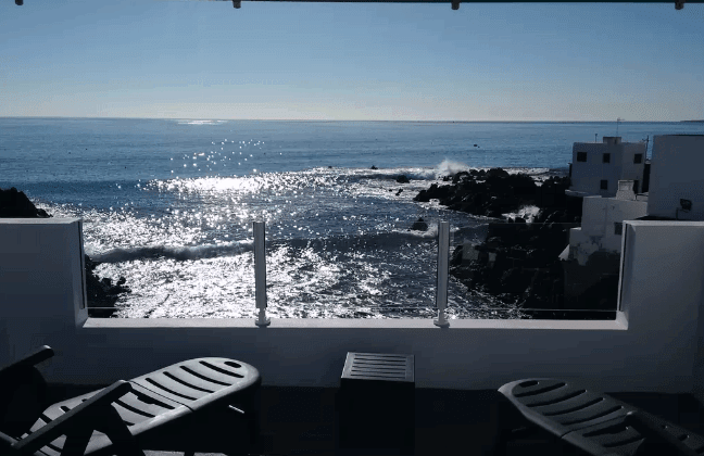 Apartment by the Sea