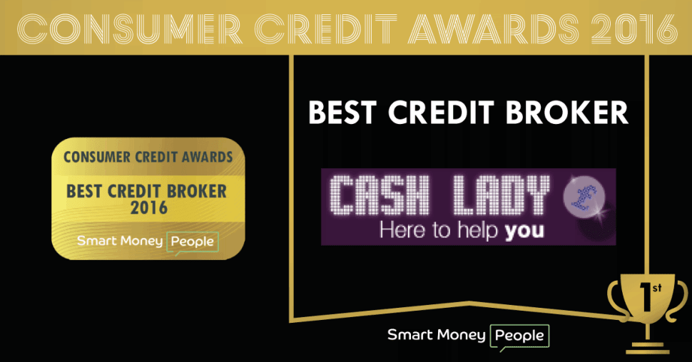 Cash Lady - Best Broker 2016
