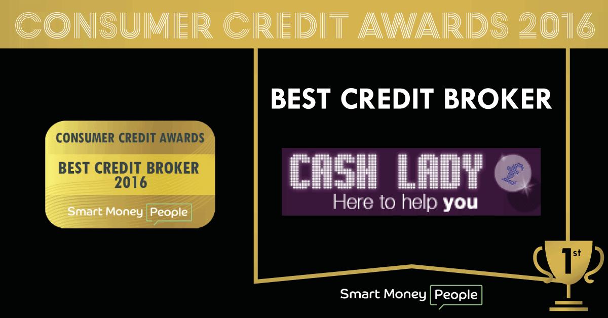Cash Lady - Best Broker 2016