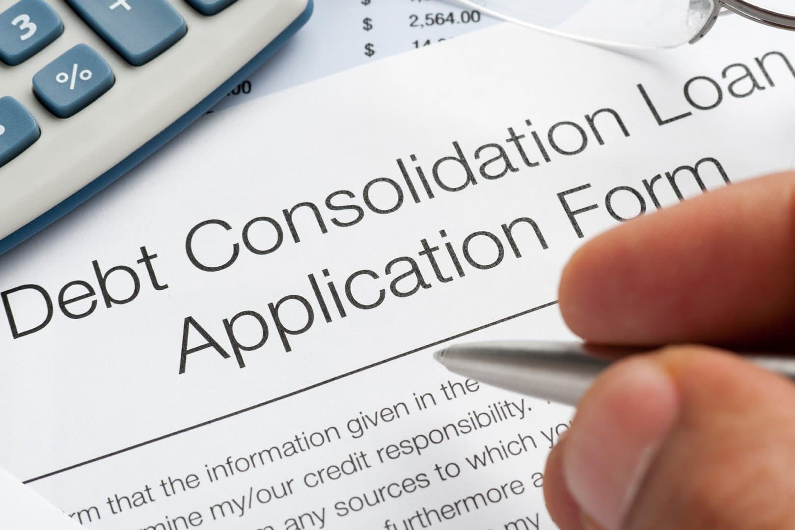 How does debt consolidation work