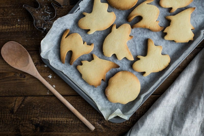 Save money this halloween by baking your own treats