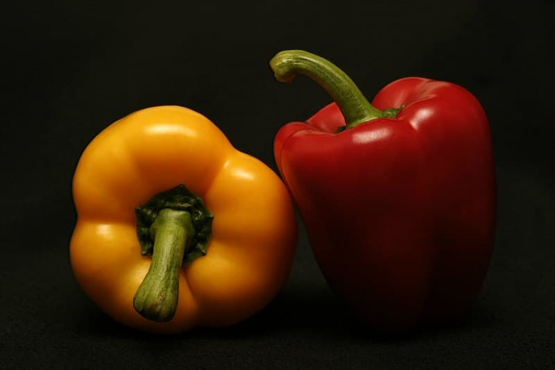 Save money this halloween by carving a pepper instead of a pumpkin!