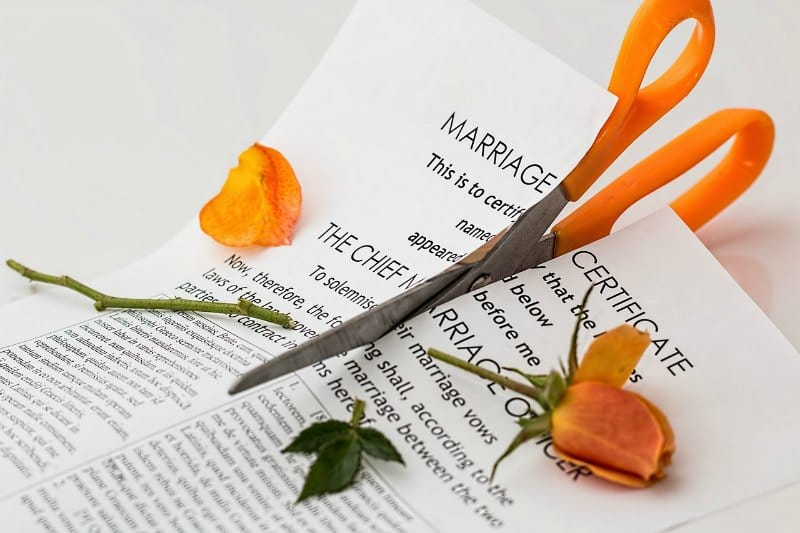 Loan affordability complaints can include divorce