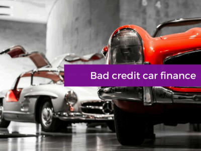 Bad credit car finance