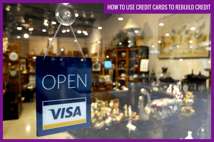 Credit rebuilder cards can help with poor credit