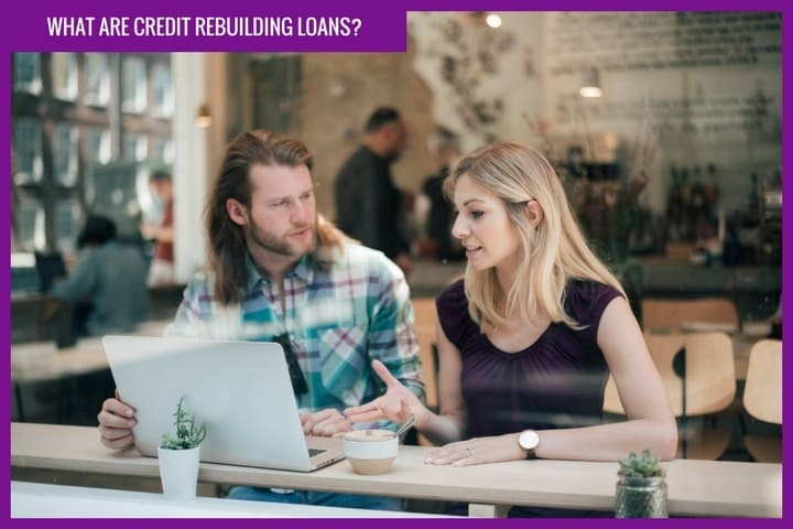 What are credit rebuilding loans