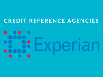 Credit reference agencies: Experian