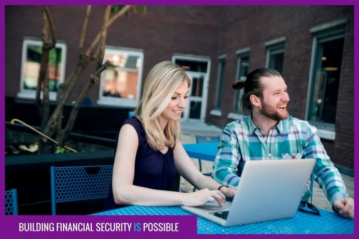 Building financial security is possible