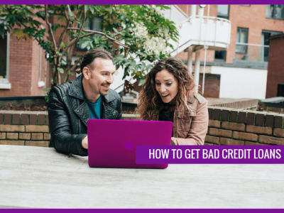 How to get bad credit loans