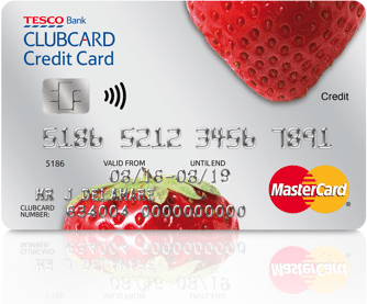 credit cards for building credit tesco club card credit card