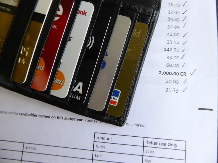 Use credit cards to rebuild credit with your existing cards