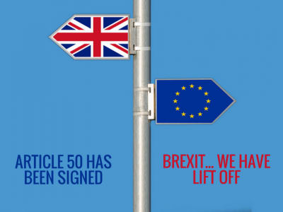 Article 50: Brexit – We Have Lift Off…