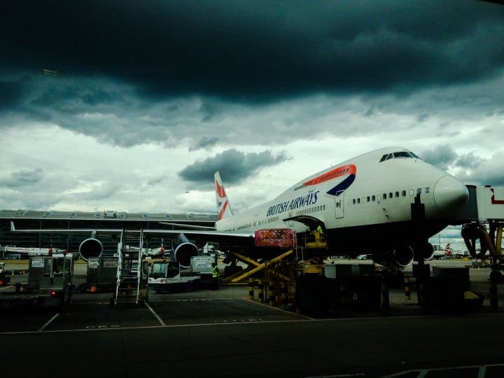 Lawyers involved in British Airways outage