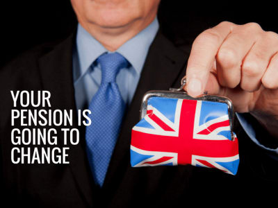 Your Pension is Going to Change