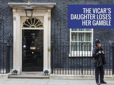 The Vicar's Daughter Loses her Gamble