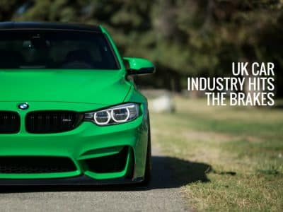 UK Car Industry Hits the Brakes