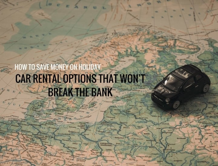 Holiday car rental options