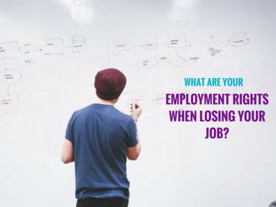 What are your Redundancy and Employment Rights when losing your job?