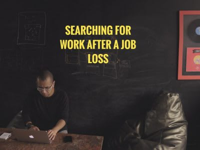 Searching for work after a Job Loss