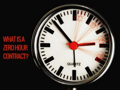 What are zero hour contracts really?