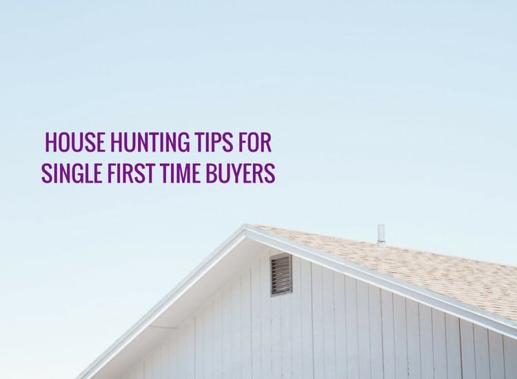 single first time home buyer