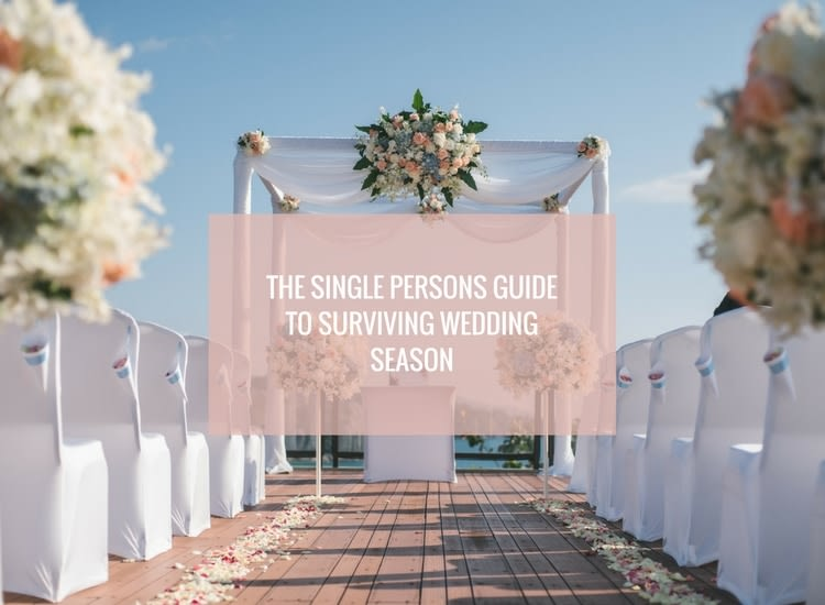 surviving wedding season