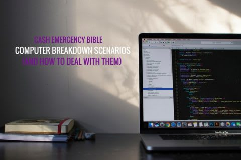 Cash Emergency Bible: Computer breakdown scenarios (and how to deal with them)