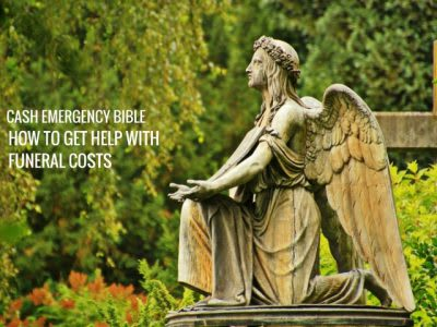 Cash Emergency Bible: How to get help with funeral costs