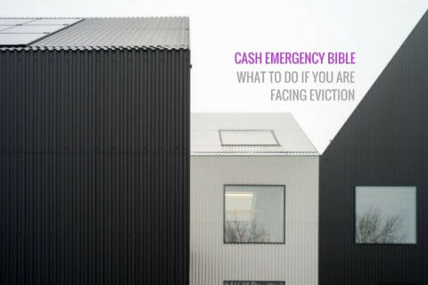 How to get help if you're facing eviction