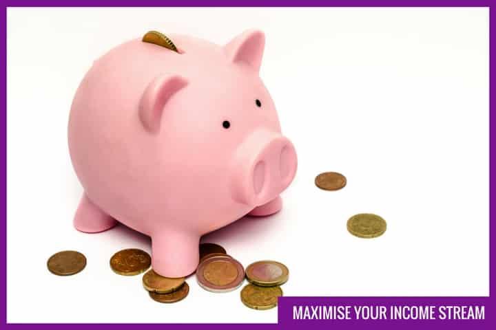 maximise income